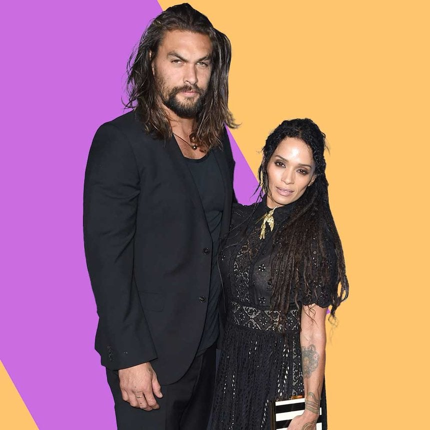 Surprise! Jason Momoa Marries Lisa Bonet In Intimate Celebration