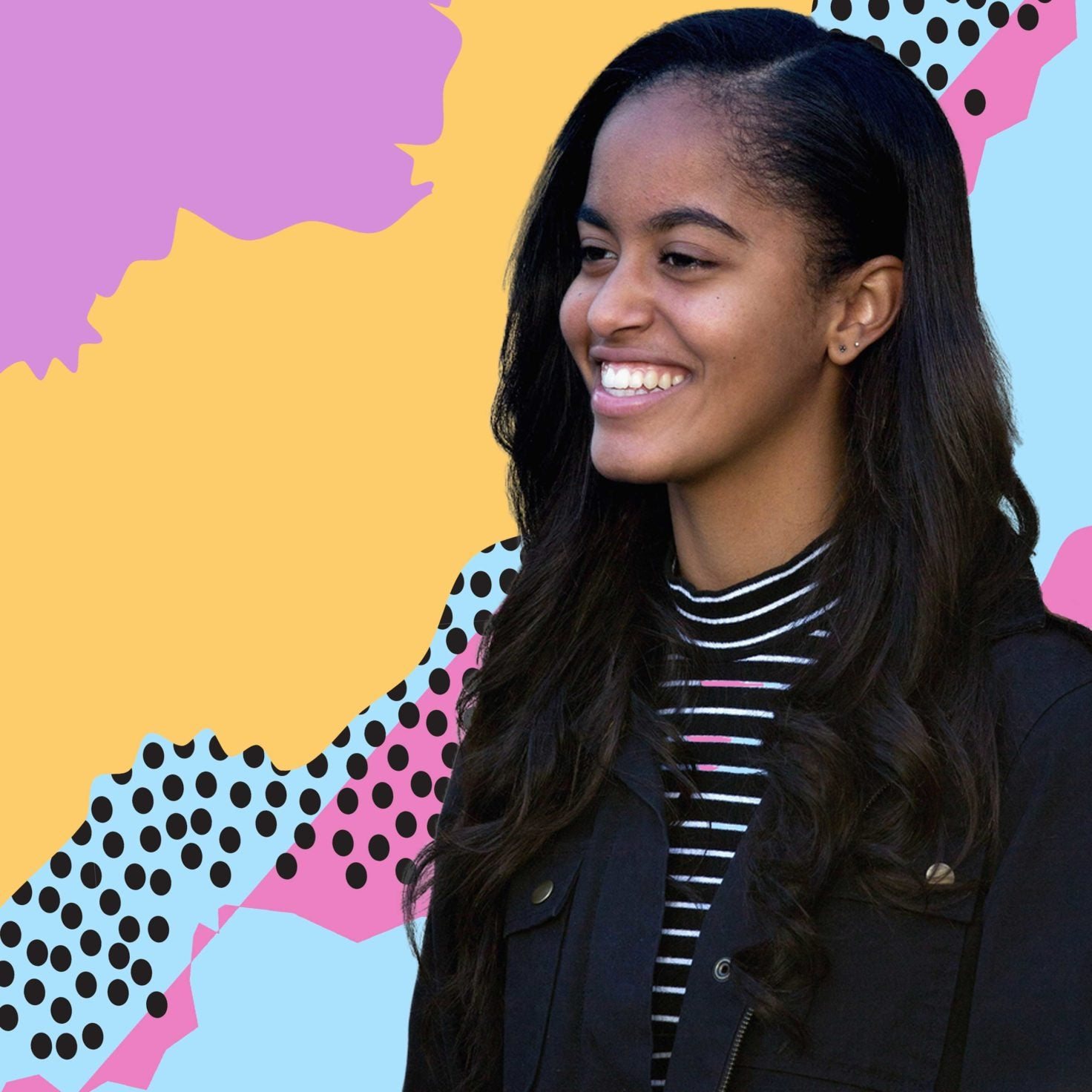 Malia Obama Steps Out In New York City With A Fresh Braided Style
