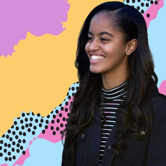 Malia Obama Makes Music Video Debut In New Dakota's 'Walking on Air'