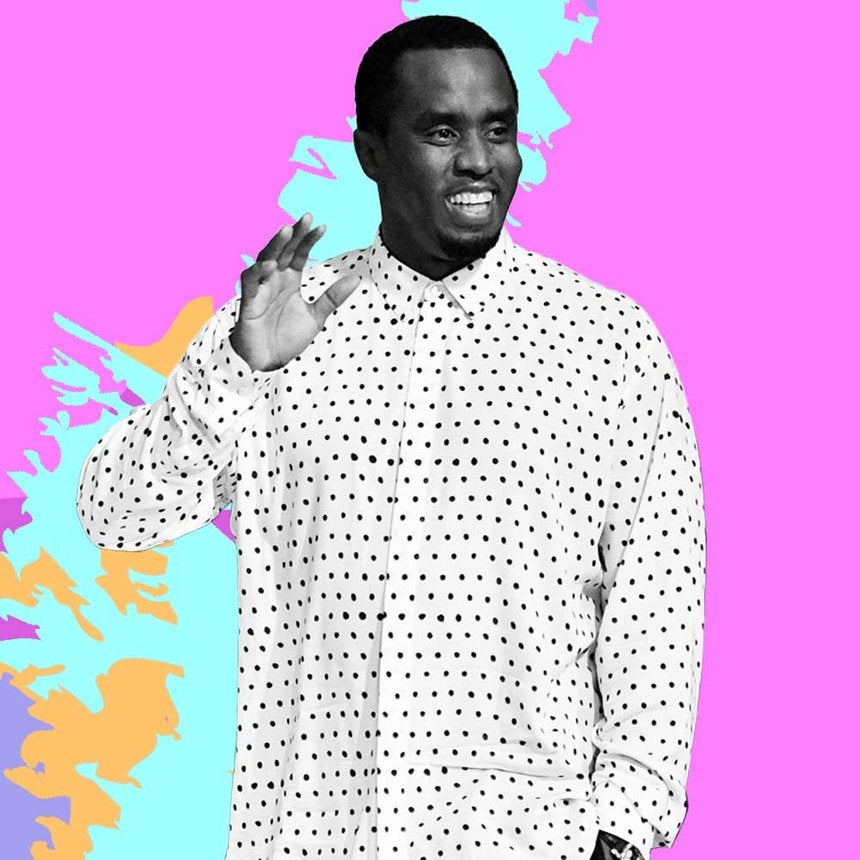 Diddy Wants You To Know He's Single Again