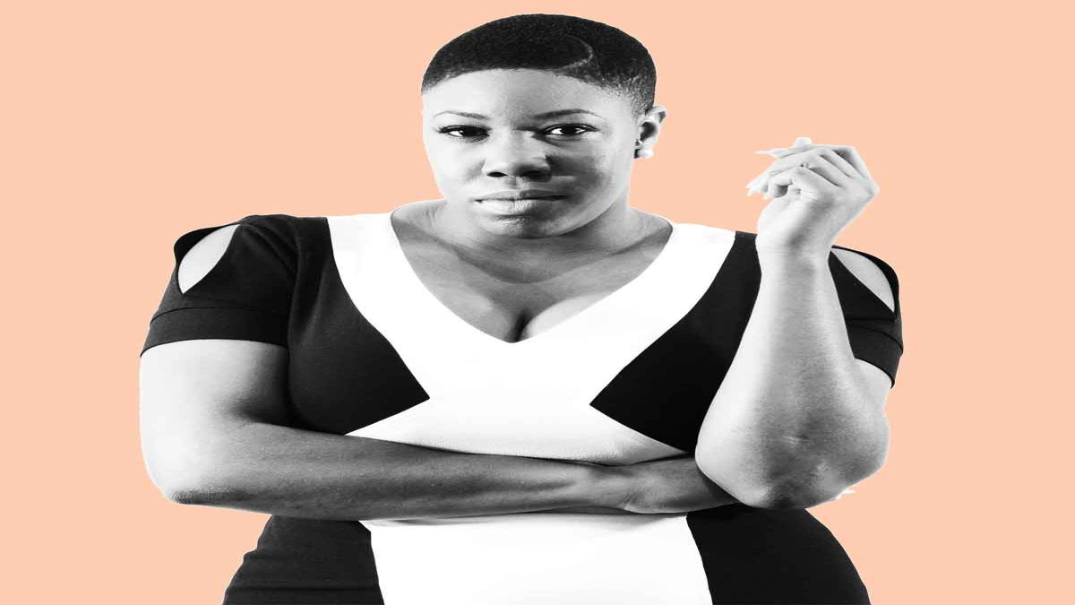 Symone Sanders Loves Her Bedazzled Nails. And She Isn't Changing Them To Be 'Acceptable' For TV
