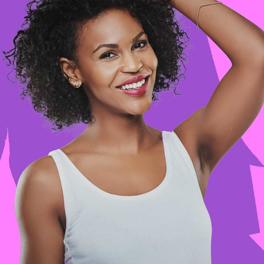 Underarm Masking Is Now A Real Thing!