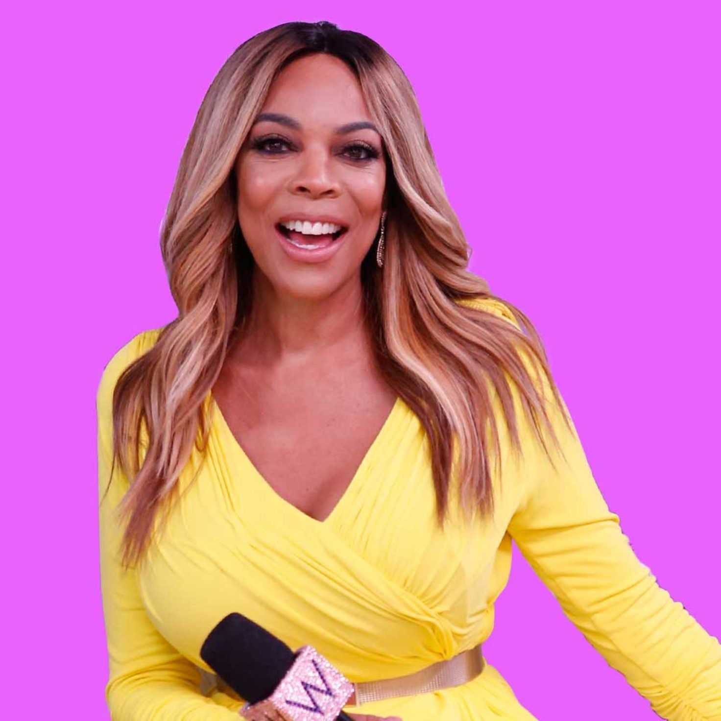 Wendy Williams Is Coming Back To Her Purple Chair On March 4