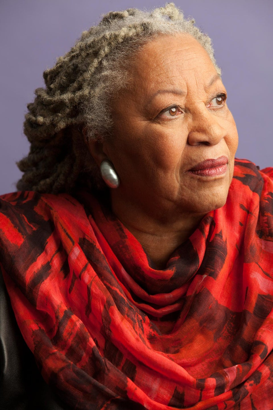 ICYMI: Iconic Author Toni Morrison Just Received The Ultimate Honor From Princeton University