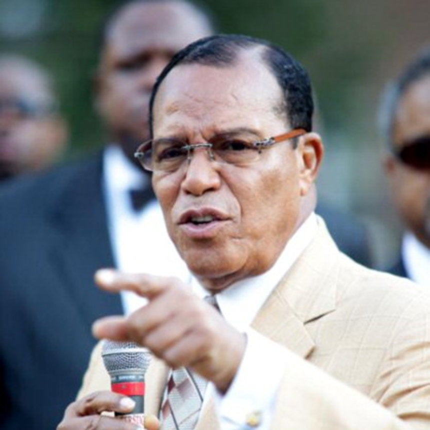 Louis Farrakhan Tells Disgruntled Trump Supporters: 'He Is Your Reflection'