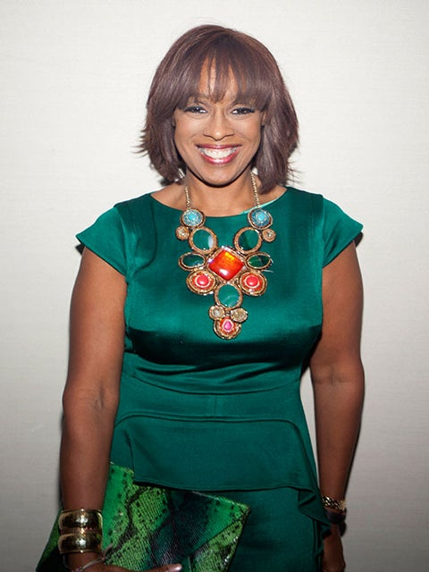 Gayle King tells Stephen Colbert 'it's painful' to talk about Charlie Rose