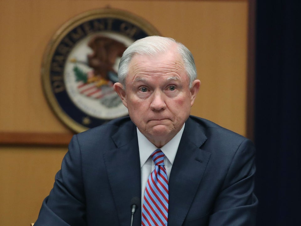 Jeff Sessions Out At White House