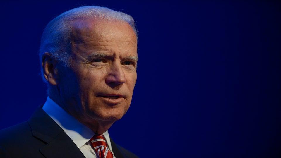 Joe Biden: 'I Regret That I Am Not President'