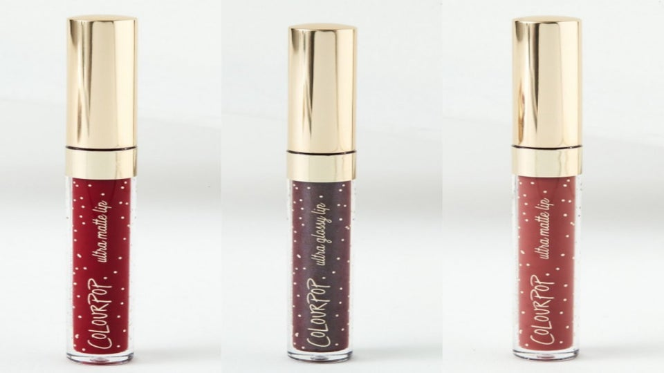 If You Need More Lipsticks This Holiday Season, ColourPop's New Launch Has You Covered