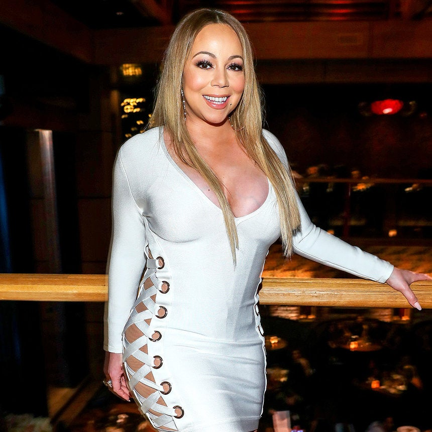 Mariah Carey Cancels First Few Christmas Tour Shows Due To Respiratory Infection