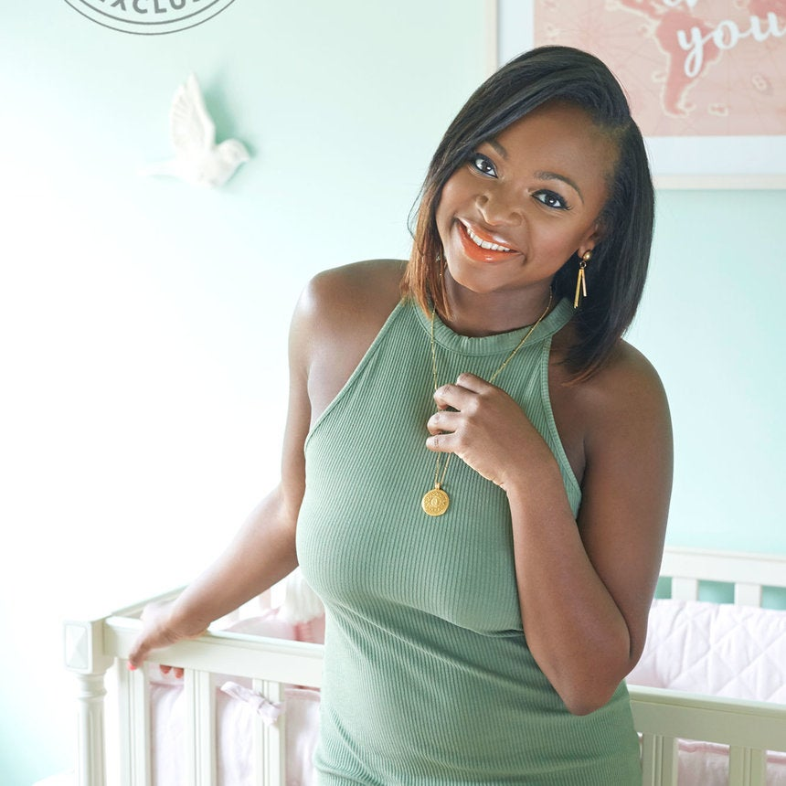 Inside Naturi Naughton's Calming Nursery For Daughter Zuri: 'I Wanted It To Feel Like Serenity'