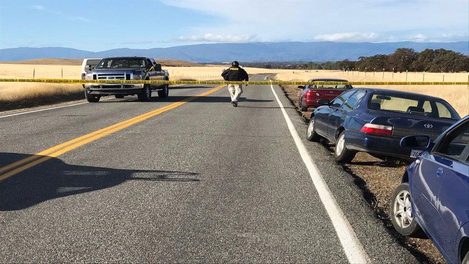 5 Dead, Including Gunman, In Series Of Northern California Shootings