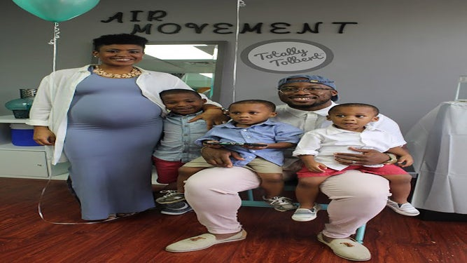 Maryland Parents of 2-Year-Old Twins Shocked To Find Out They're Expecting Triplets