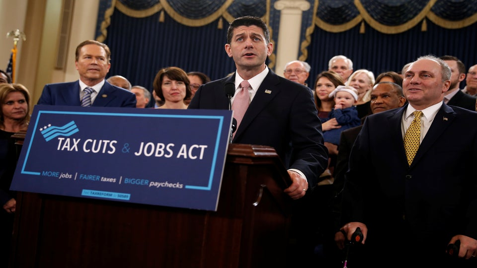 We Finally Know What's Actually In The Republicans' Tax Plan
