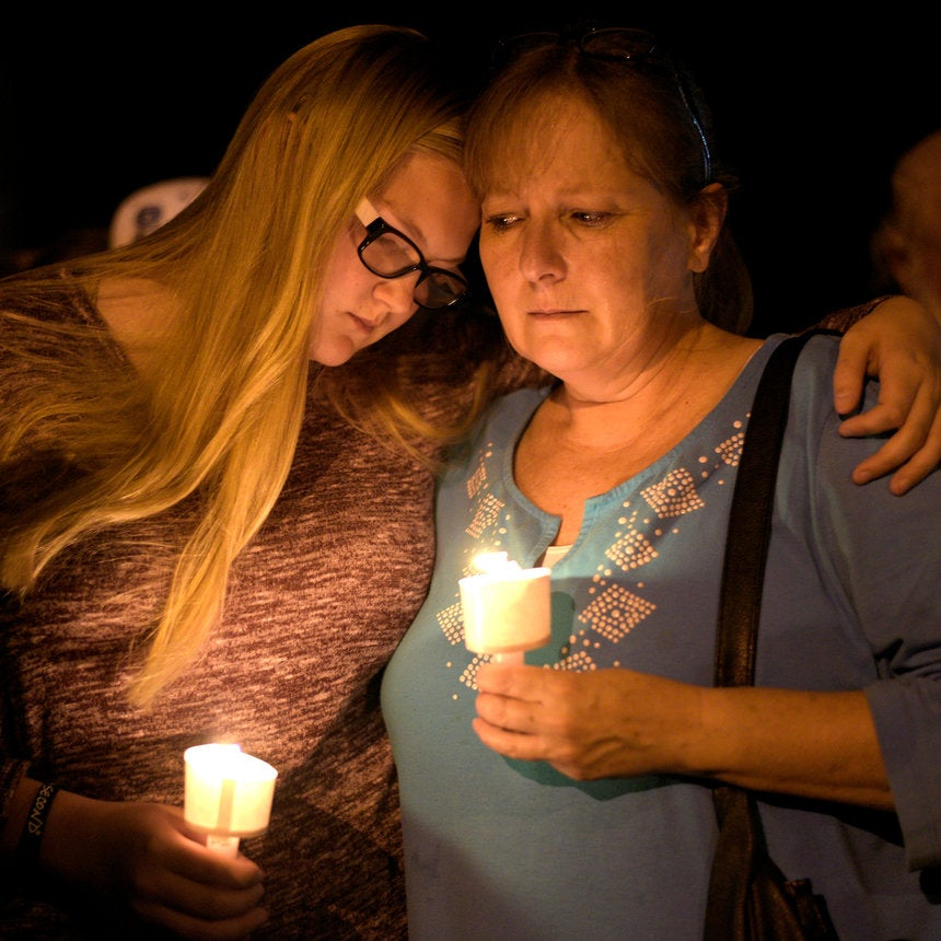These Are the Victims' Names Of The Texas Church Shooting