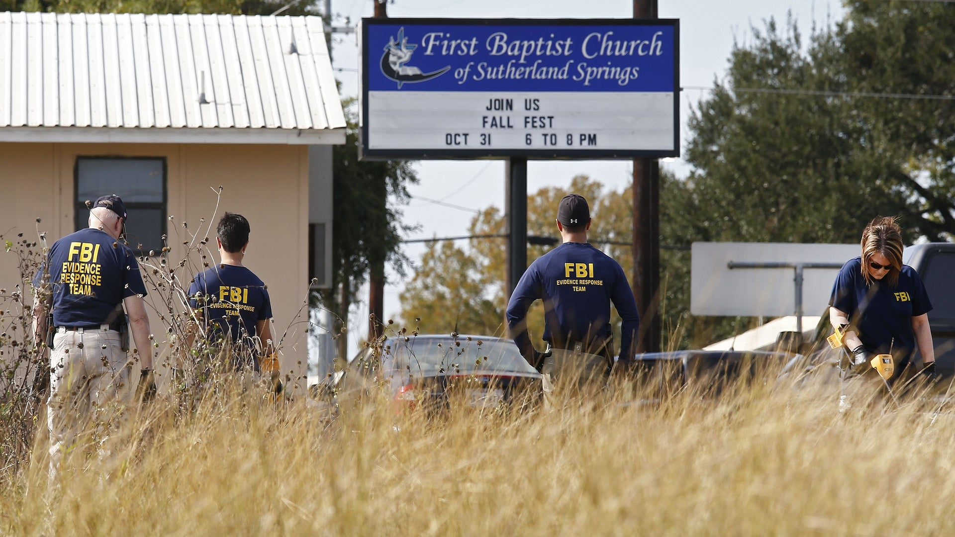 'Too Stark Of A Reminder.' Texas Church Where 26 Were Killed Will Be Demolished, Pastor Says