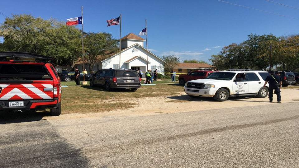 What to Know About the South Texas Church Shooting