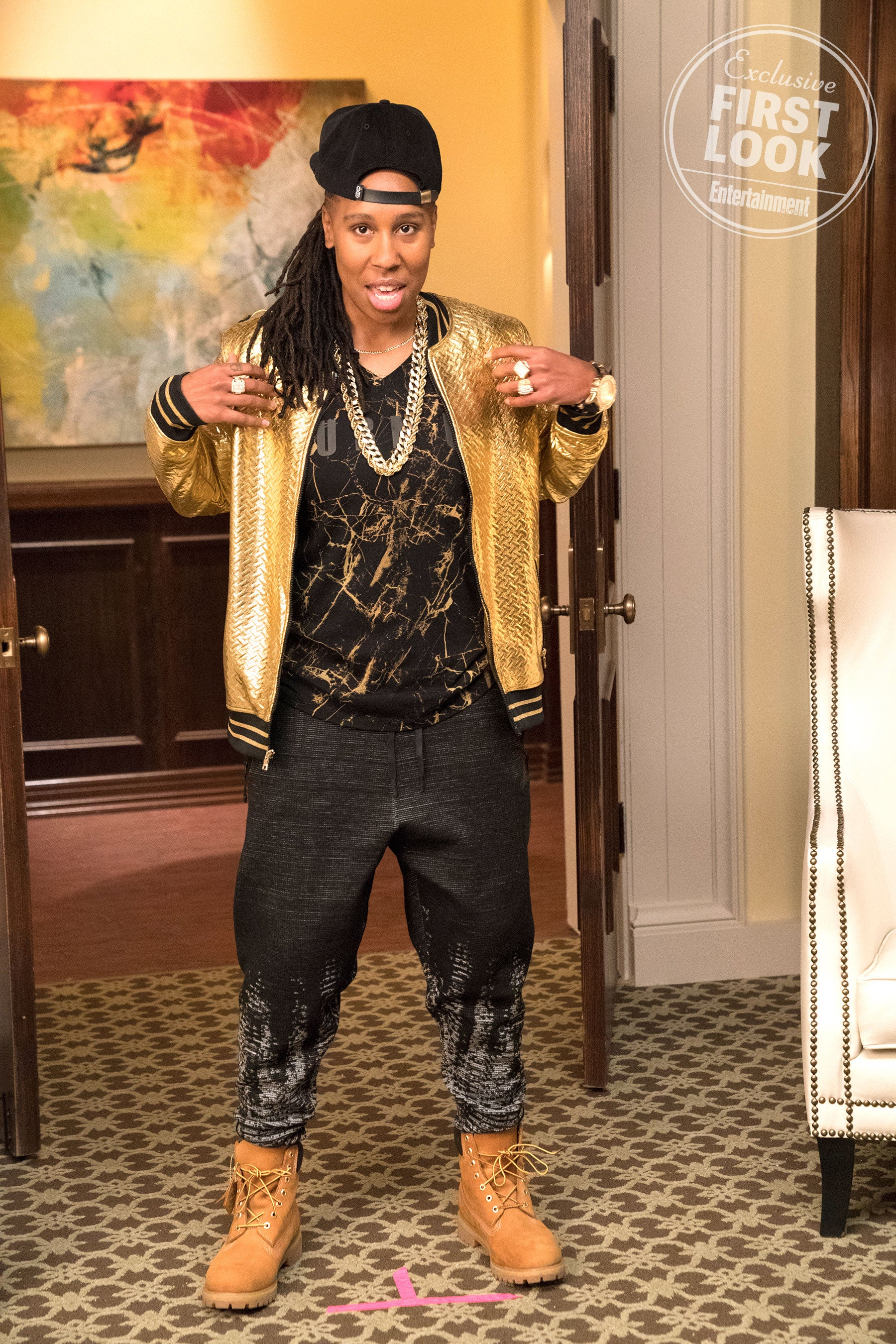 Master Of None Standout Lena Waithe Joins Dear White People