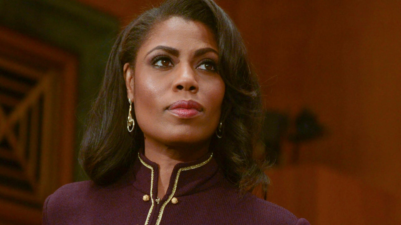 Omarosa Denies Being Dramatically Fired But Promises A Tell-All: I Have 'Quite A Story To Tell'