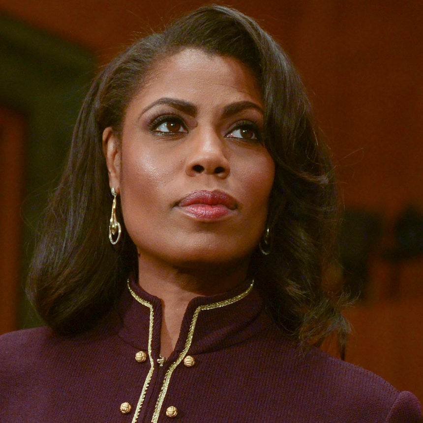 On Whirlwind Press Tour, Omarosa Finally Admits That She 'Came Up Short' For The Black Community