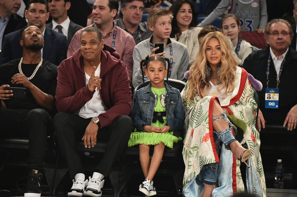 WATCH: Jay Z, Beyonce And Blue Ivy Shine In 'Family Feud' Music Video Trailer