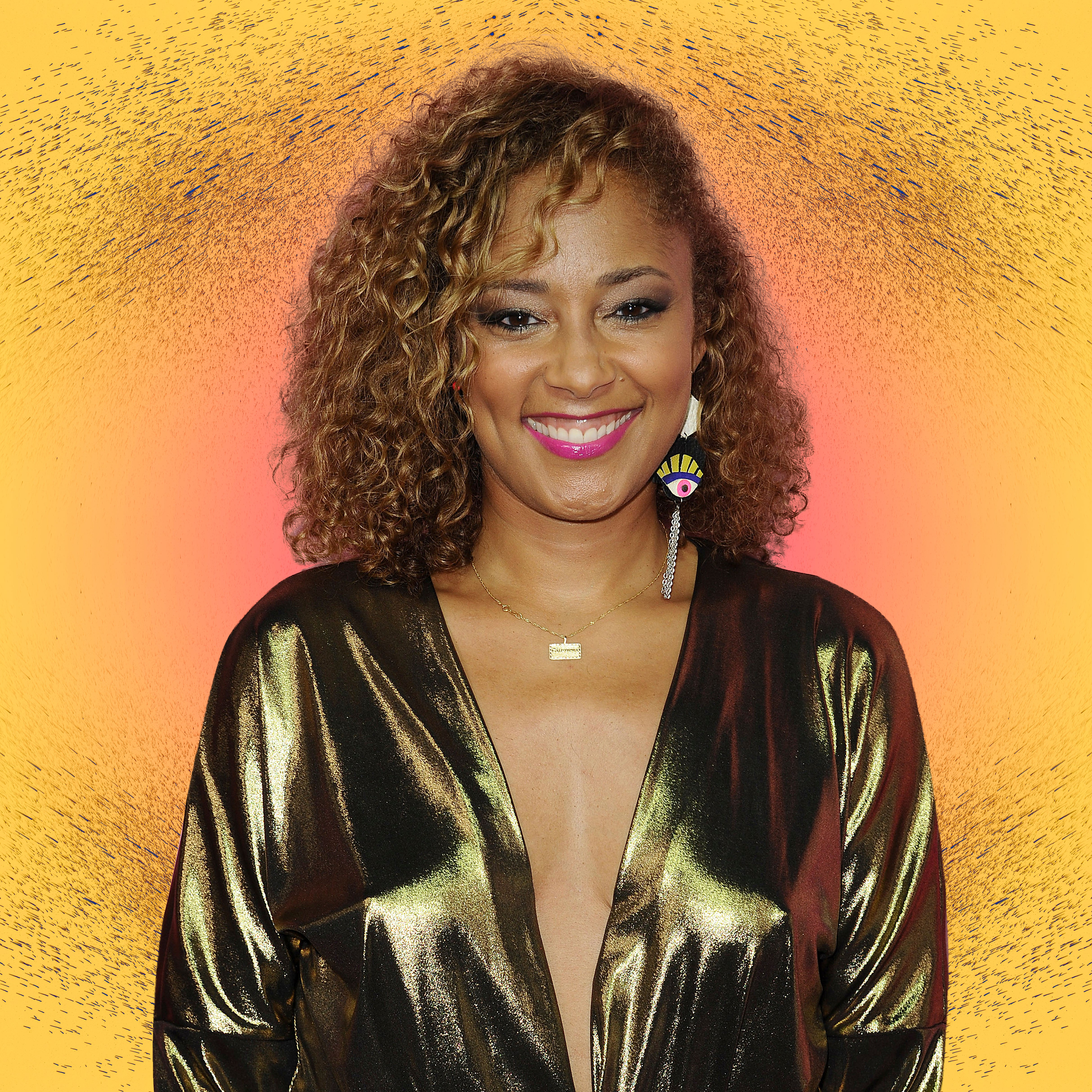 Yaaas, Girl! Amanda Seales Is A Hair Chameleon And We're Loving It