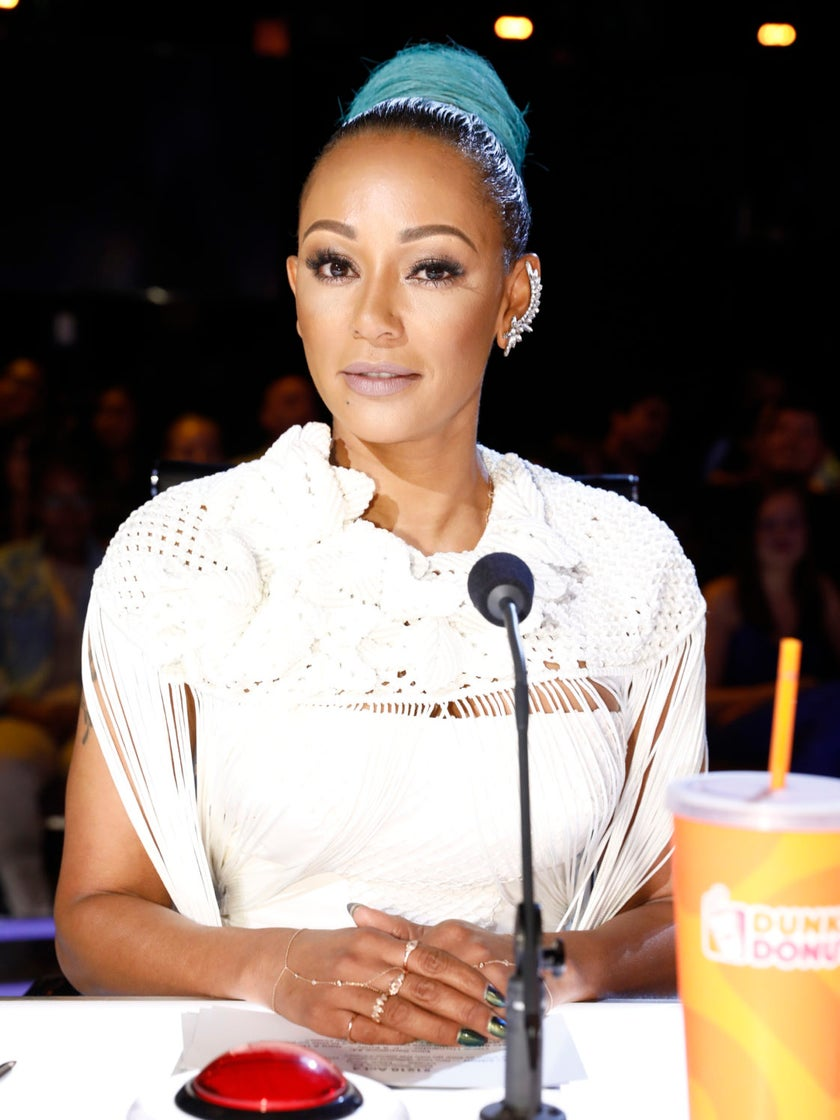 Mel B Cuts Ex-Husband Out Of Her Life And Body By Having Tattoo Of His Name Sliced Off