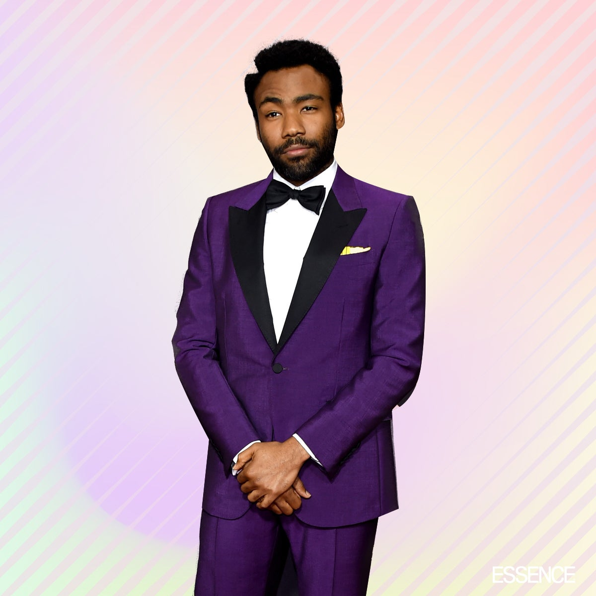 See Photo As Donald Glover Starts Work On 'The Lion King'