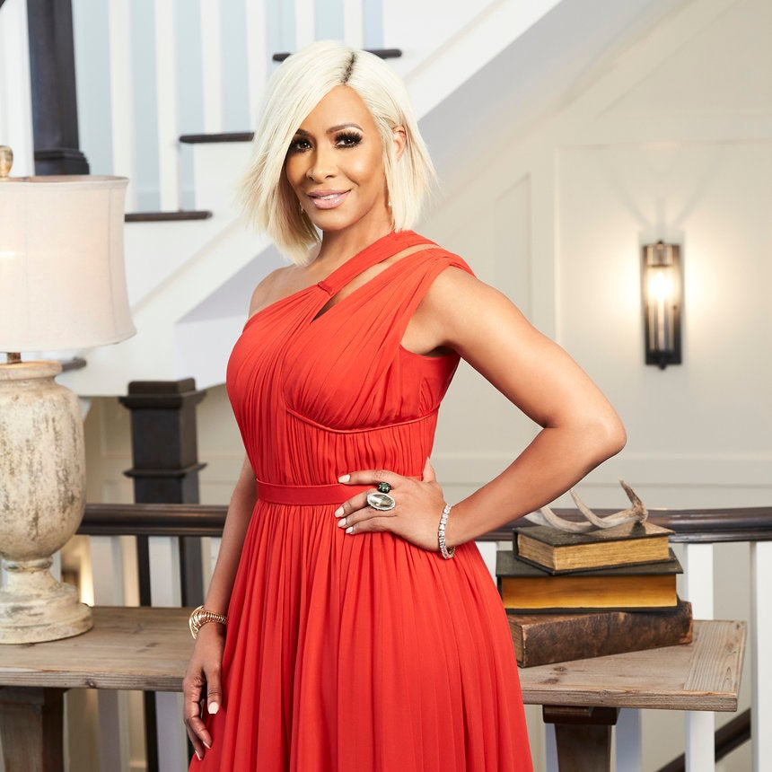RHOA's Shereé Whitfield Didn't Know Her Boyfriend Tyrone Gilliams Was Going To Jail