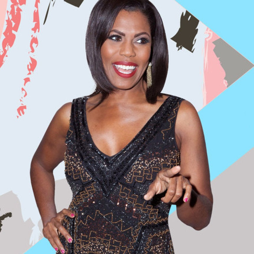 Omarosa Is Trying To Rebrand Herself. She Should Try Harder.