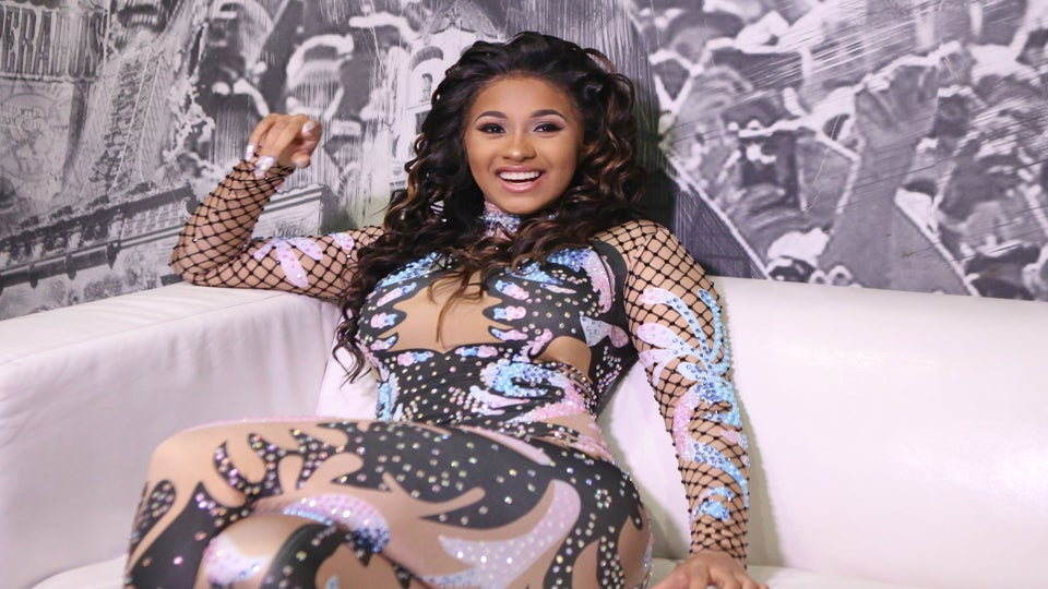 Cardi B Teams Up With Steve Madden To Curate Collection Of Shoes And Stars In Super Cute Campaign Videos