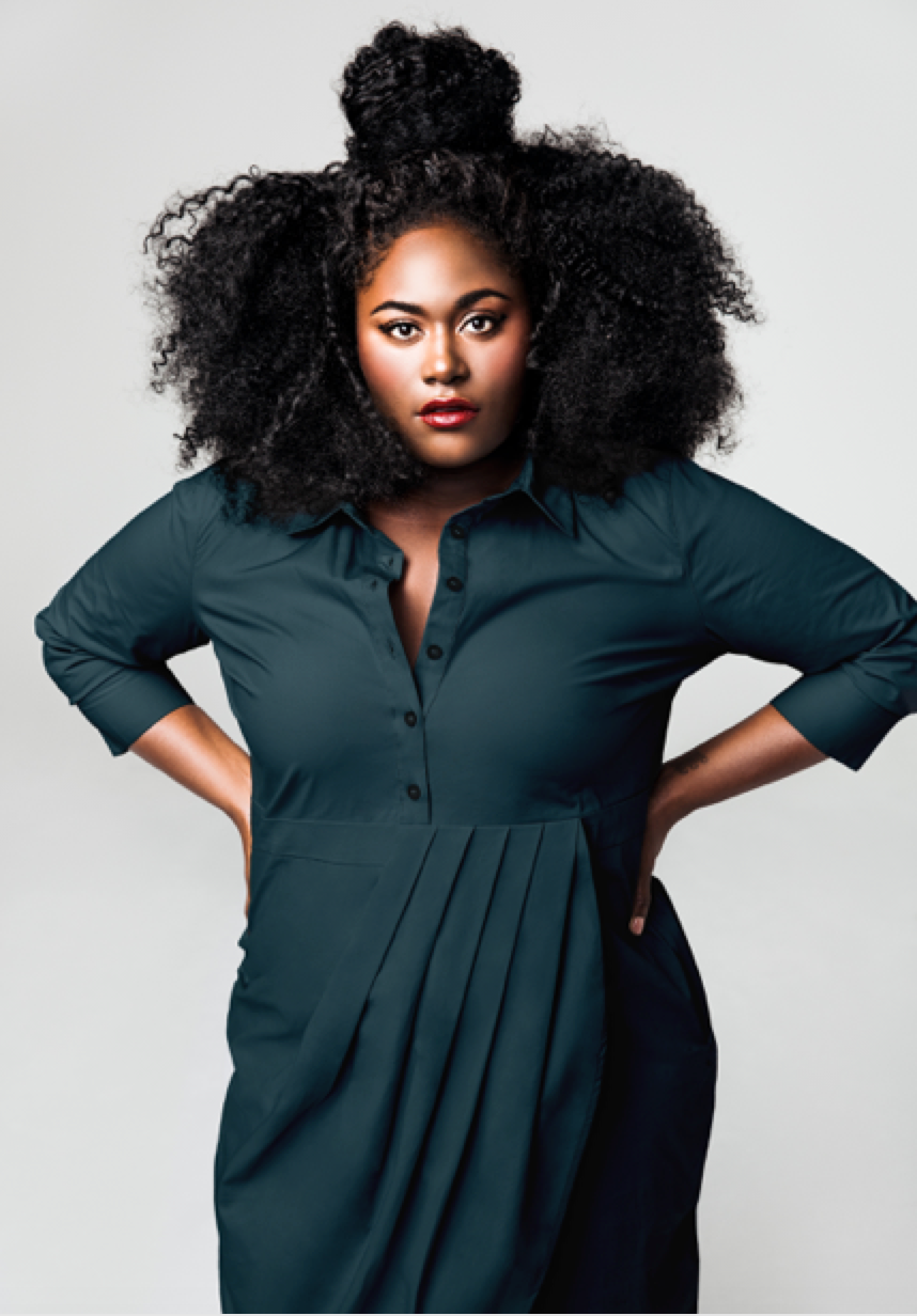 "Danielle Brooks On Size Discrimination In The Fashion Industry: ""A Lot Of People Won't Design For Me"""