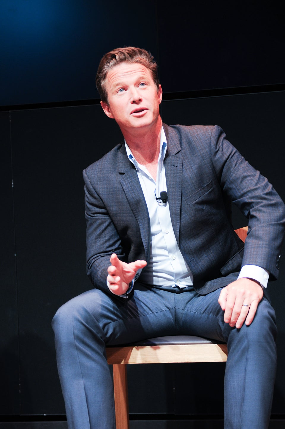 'Of Course He Said It.' Billy Bush Hits Back At Trump's Access Hollywood Tape Claim