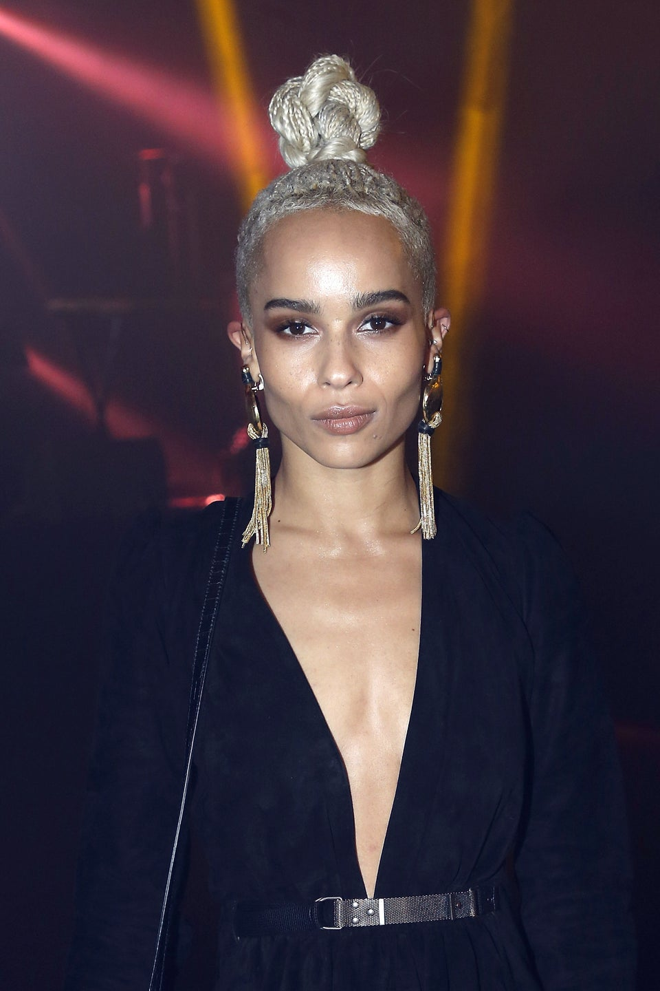 Birthday Beauty: 11 Times Zoe Kravitz's Hairstyles Kept Us On Our Toes