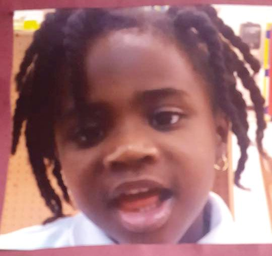 Body Of Missing 4-Year-Old Florida Girl With Special Needs Found InPond