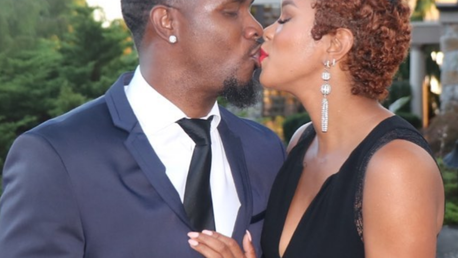 New Parents LeToya Luckett and Tommicus Walker Were All Smiles On Their Post-Baby Date Night