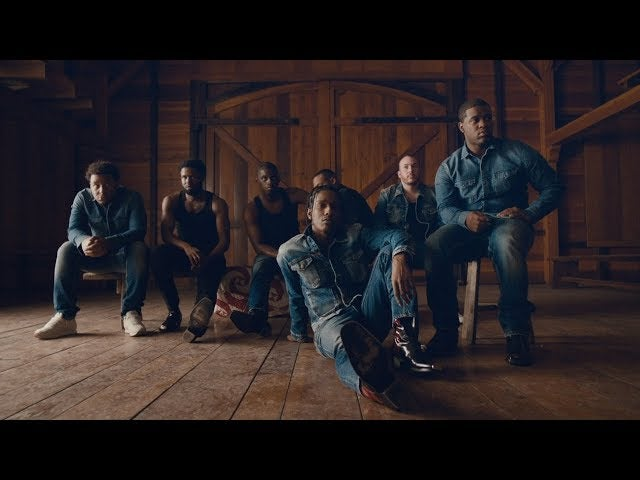 A$AP Mob Are The Newest Faces Of Calvin Klein