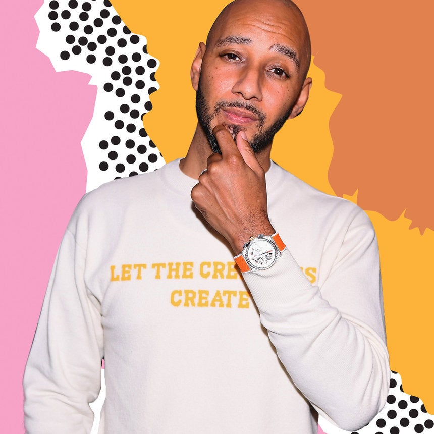 Swizz Beatz's New Art Exhibit Is A Love Letter To The Caribbean
