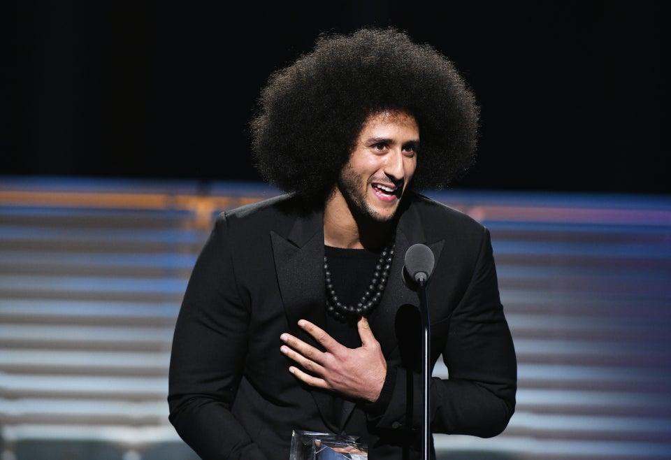 Colin Kaepernick To Receive W.E.B Du Bois Medal From Harvard University