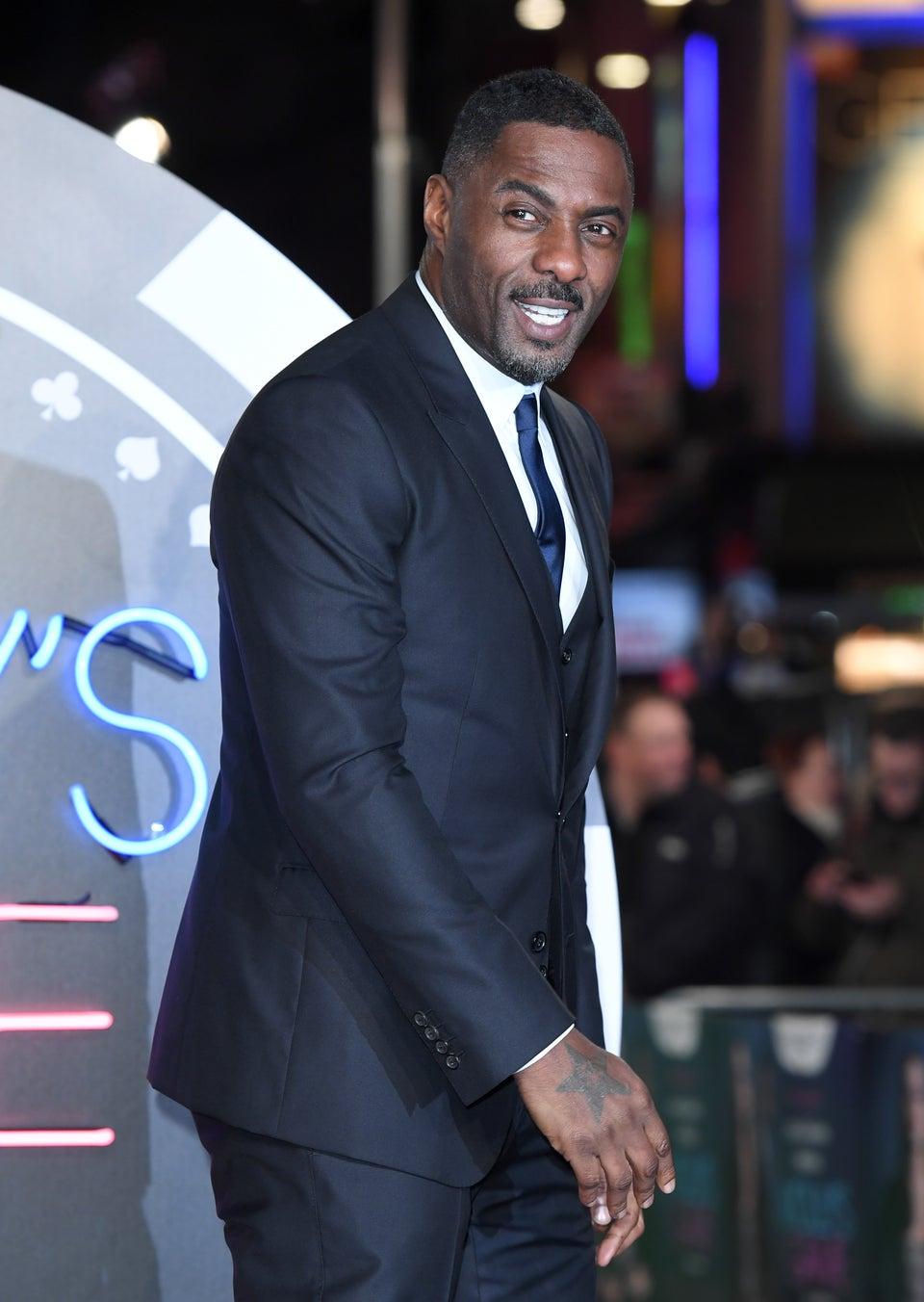 6 Fun Ways To Bring Idris Elba Home For Christmas