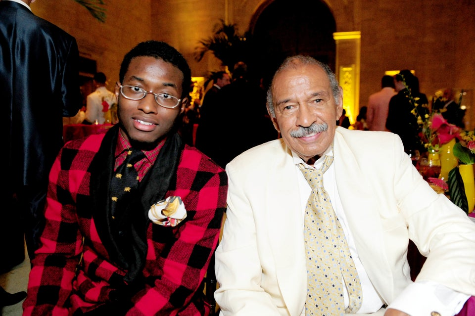 Former Rep. John Conyers' Son Considering Whether To Run For Father's Seat