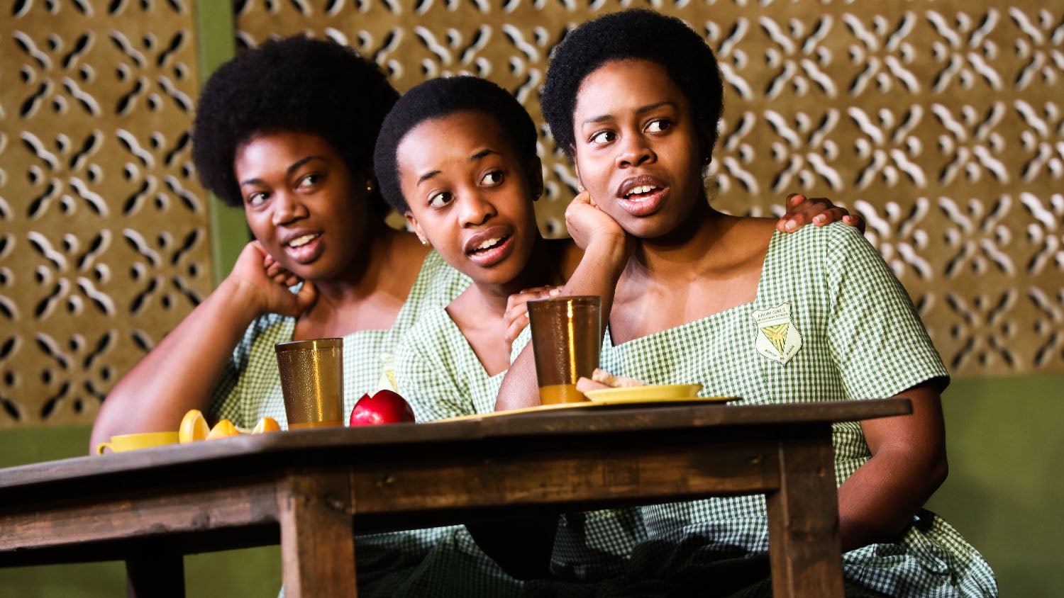 Why 'School Girls' Is the Most Important Play Off BroadwayRight Now