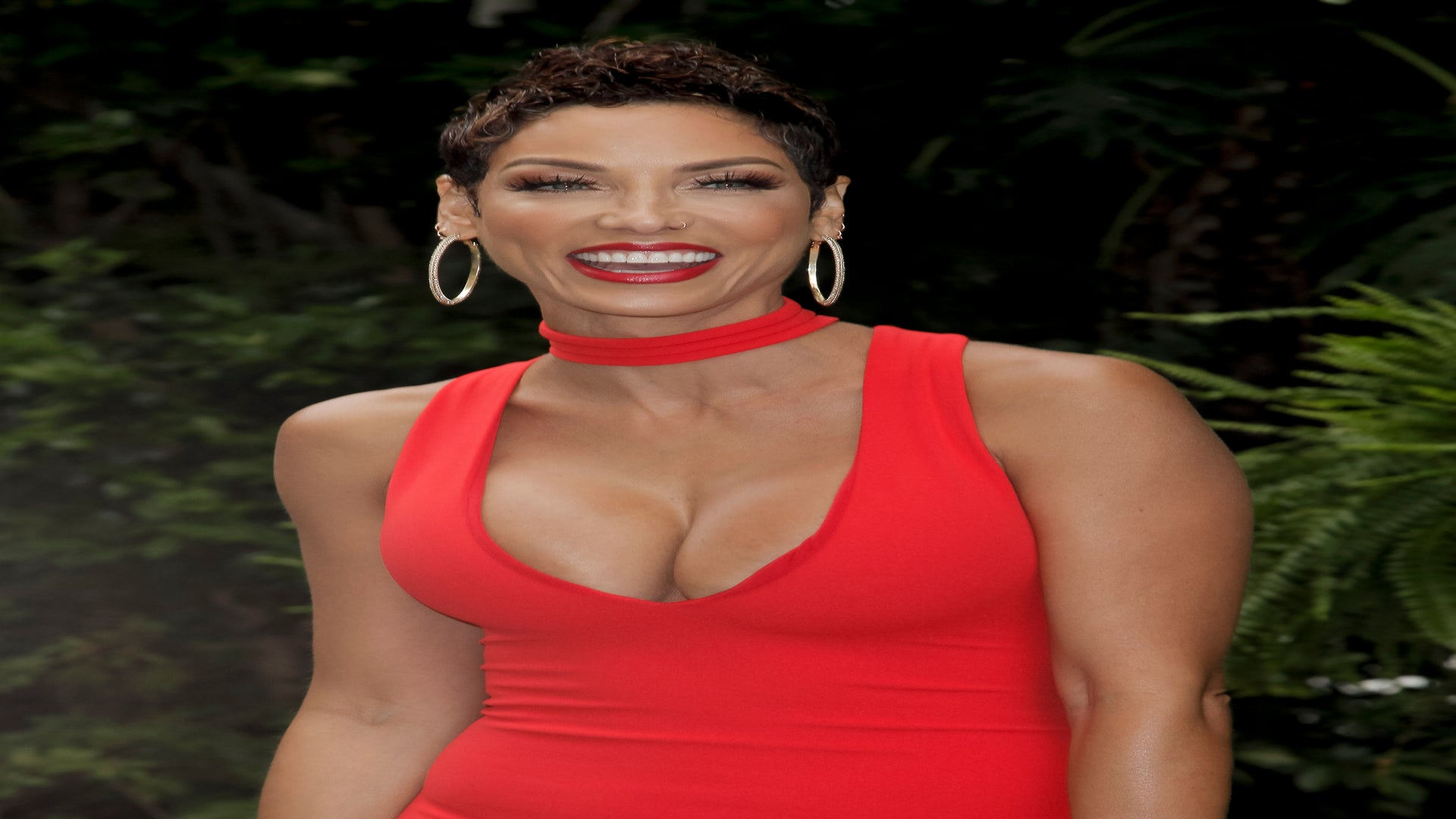 Nicole Murphy Says This Skin Care Product Is Helping Her Age Backwards