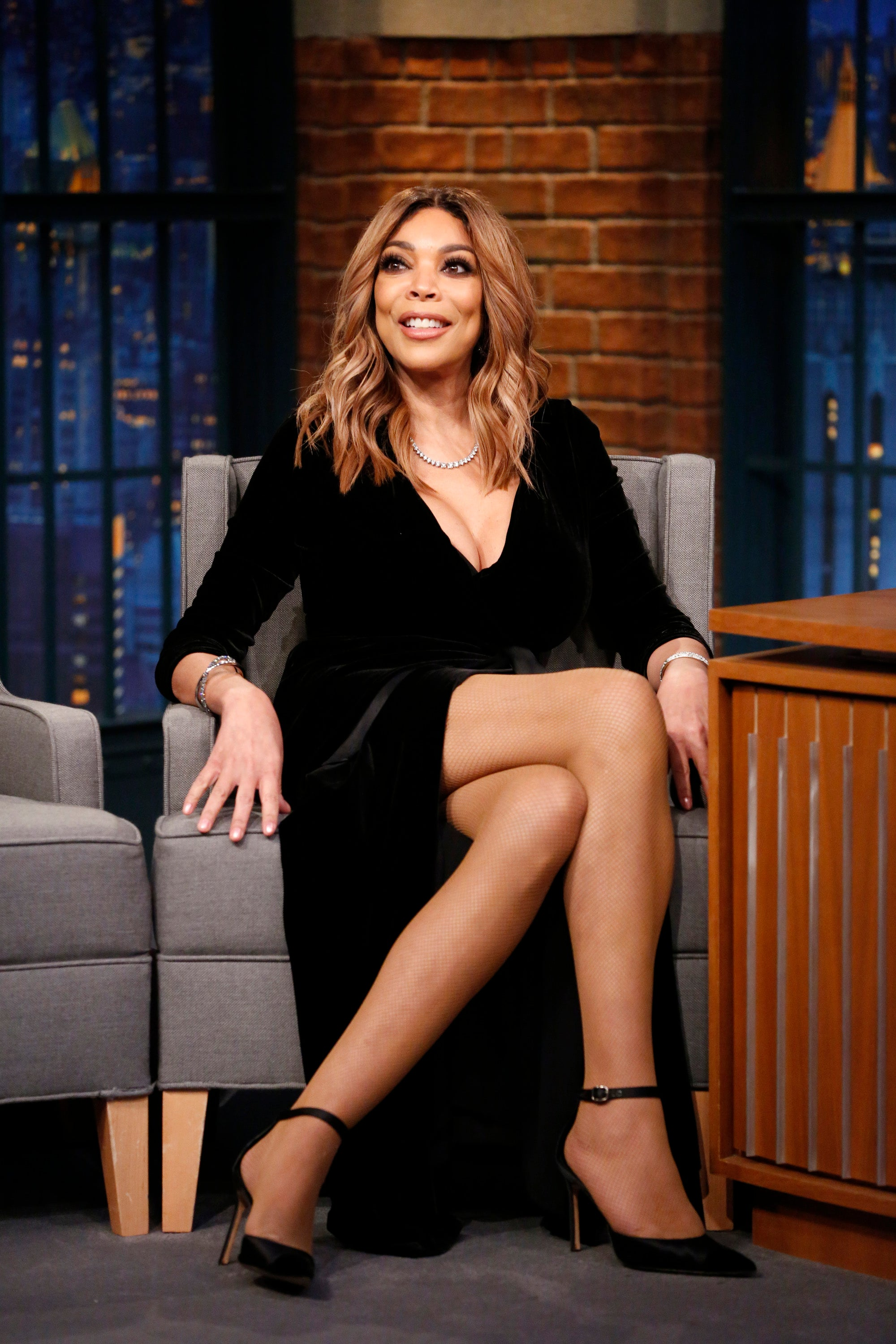 Wendy Williams Opens Up About Her Battle With Graves Disease