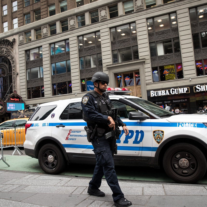 UPDATE: Explosion Confirmed At Major New York City Bus Terminal, Suspect Identified