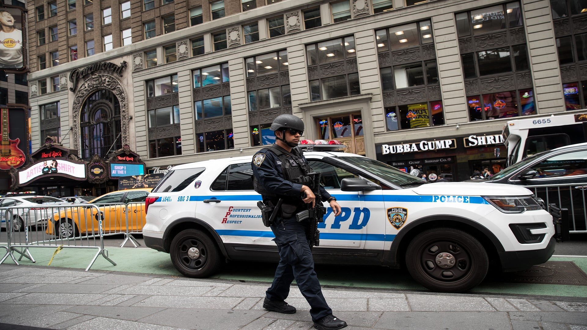 UPDATE: Explosion Confirmed At Major NewYork City Bus Terminal, Suspect Identified