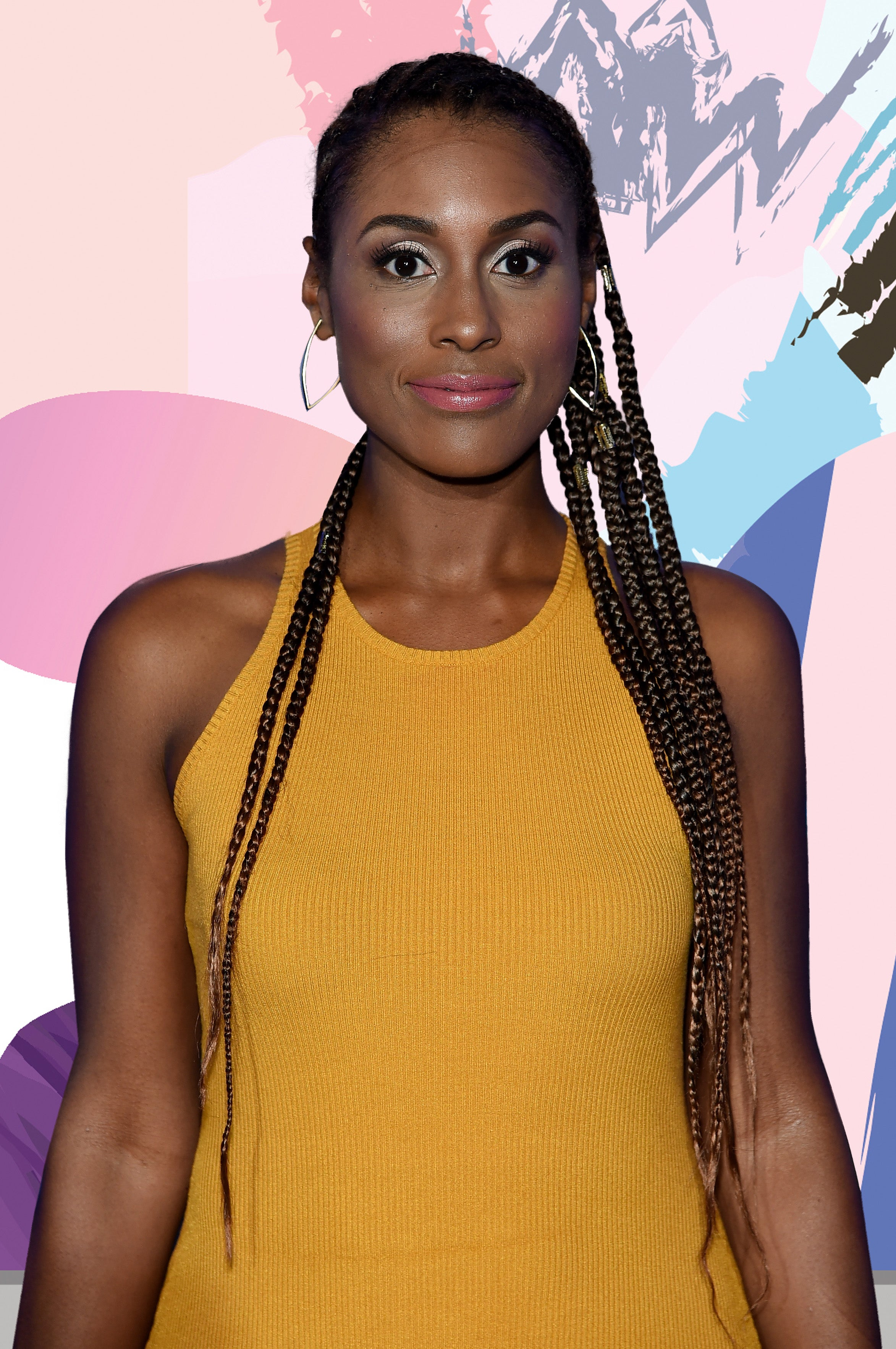 58dae6b64282b Issa Rae Was Still Rooting For Black People At Her First Art Basel  Experience