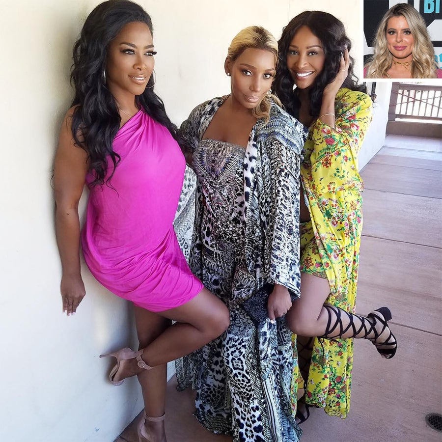 Brielle Biermann ReignitesRHOAFeud With NeNe Leakes With A Single Instagram Comment