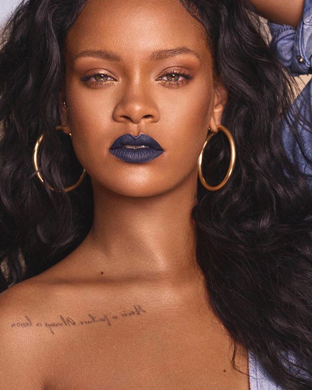 Oh, You Thought She Was Finished? Rihanna Announces Another Addition to the Fenty Beauty Collection