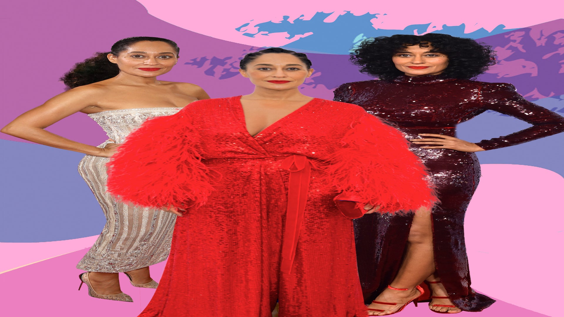 Every Single Time Tracee Ellis Ross Slayed The Red Carpet In 2017